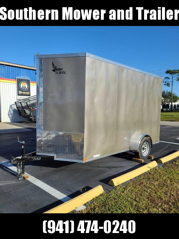 2021 Lark VT612SA Enclosed Cargo Trailer