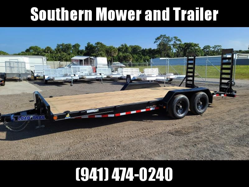 2021 Load Trail CH8320052 20' Equipment Trailer