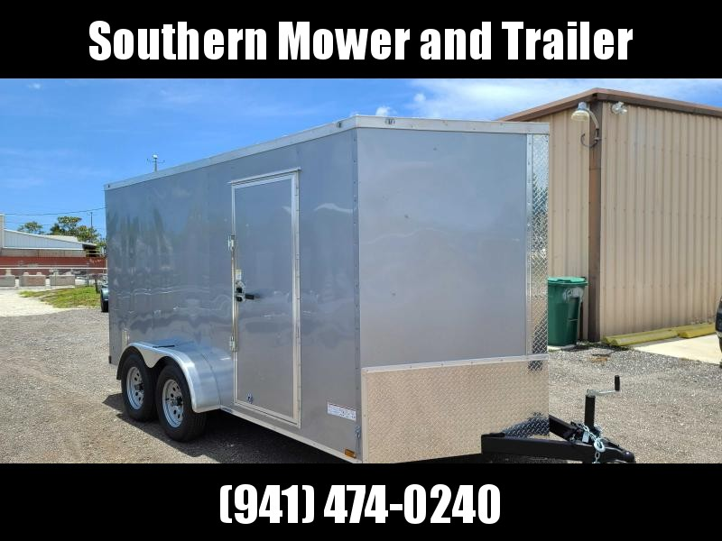 2021 Anvil 7X14 Extra Tall Enclosed Cargo Trailer