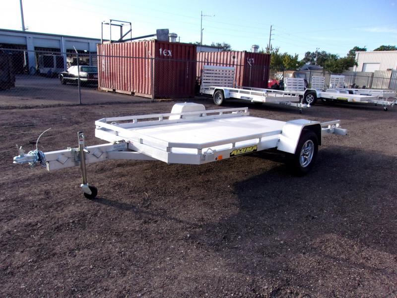 2021 Aluma 7712H-TILT-S Utility Trailer