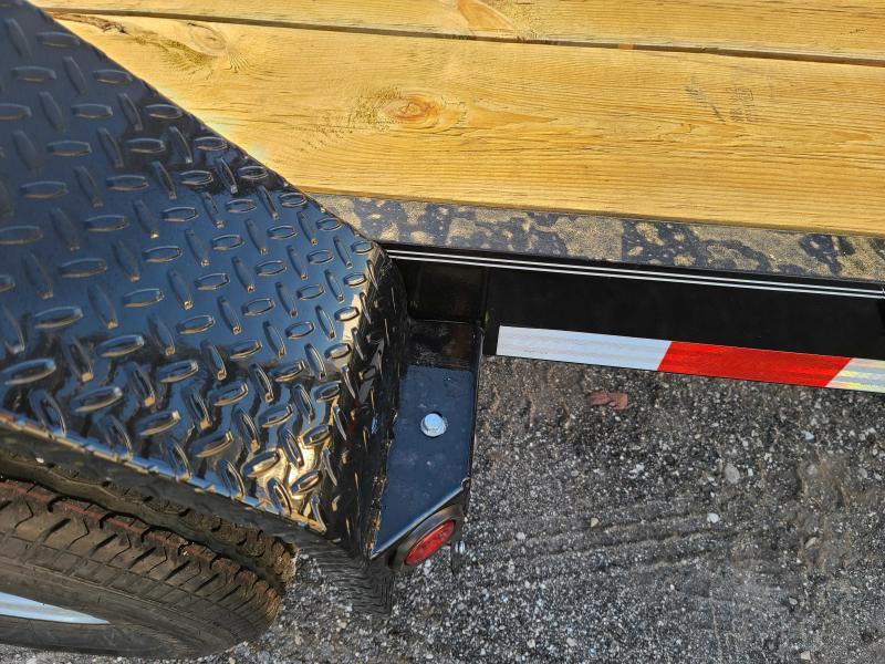 2022 Load Trail 83X20 Equipment Trailer 14K LB GVWR XH8320072