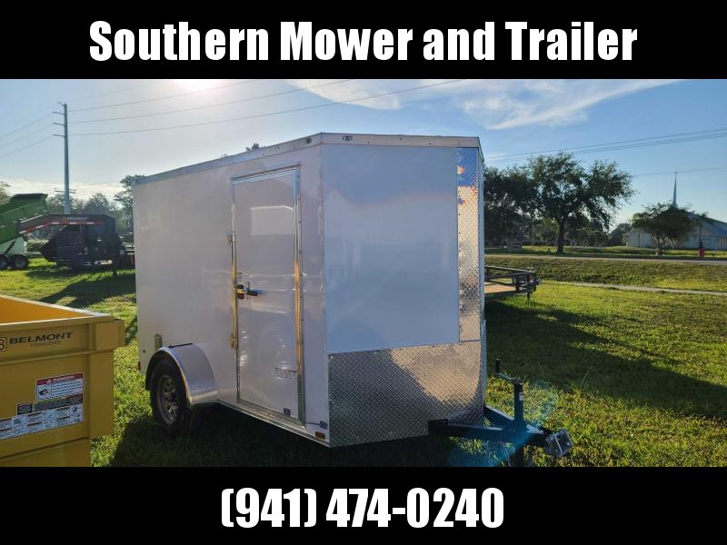 2021 Anvil AT6X10SA 10' Enclosed Cargo Trailer