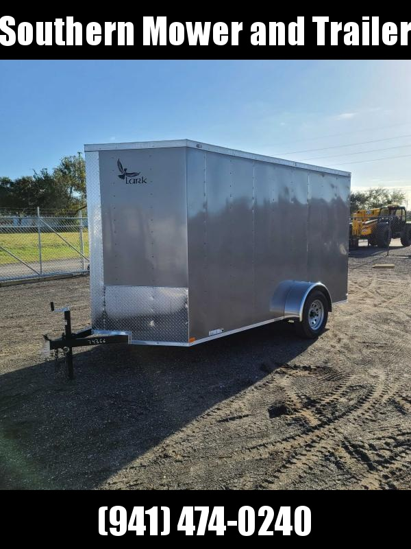 2021 Lark VT612SA Enclosed Cargo Trailer