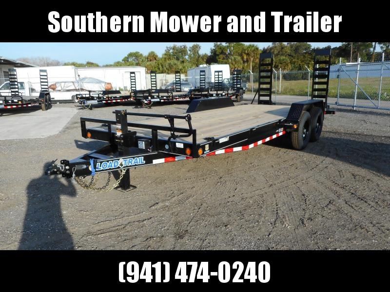 2020 Load Trail CH8320072 20' Equipment Trailer