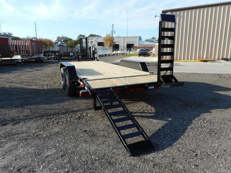 2020 Load Trail CH8320072 20' Equipment Trailer