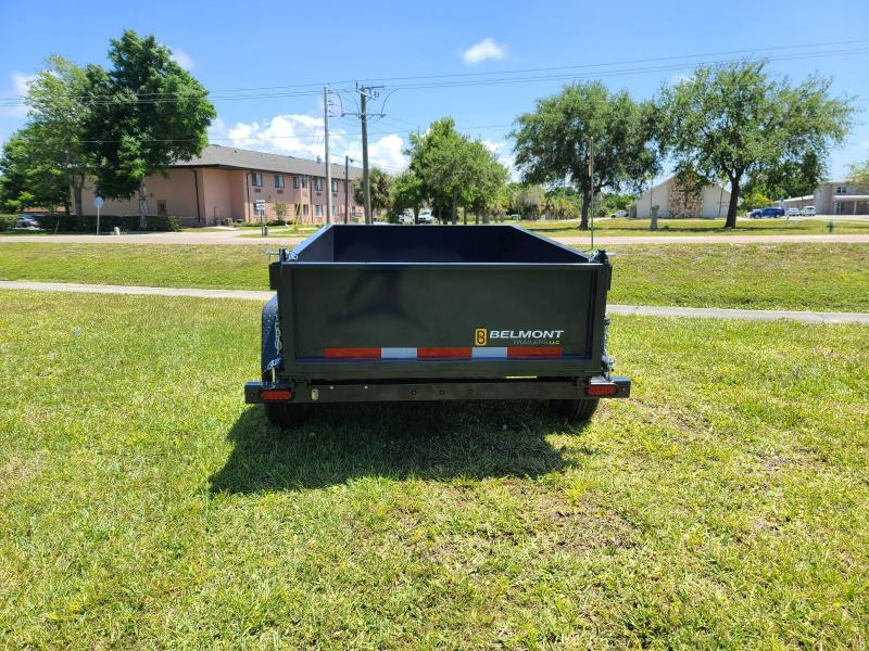 2021 Belmont DT508 8' Dump Trailer