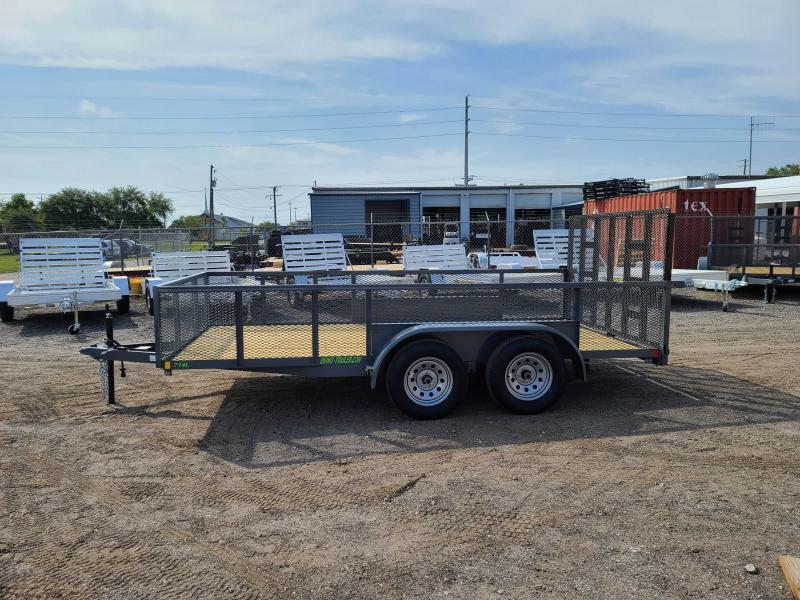 2021 Rhino Trailers 82X14 Landscape Utility Trailer