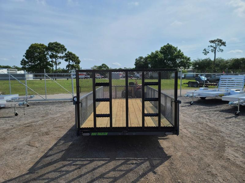 2021 Rhino Trailers 82X16 Landscape Utility Trailer