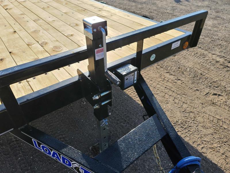 2021 Load Trail CH8320052 20' Equipment Trailer