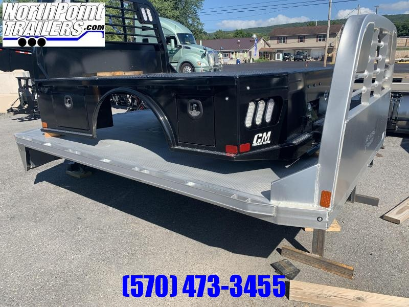 "CM ALRD - 97"" x 11' 4"" Truck Bed - Cab/Chassis - 84"" C/A"