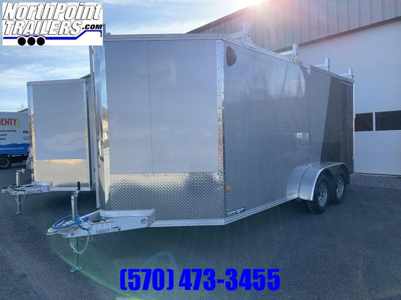 2020 CargoPro Stealth Trailer C7x16S - CONTRACTOR PACKAGE TRAILER - TWO TONE