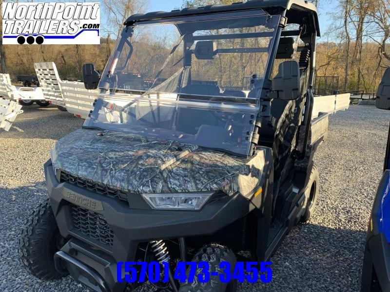 2020 Bennche T-Boss 250 - Camo Utility Vehicle