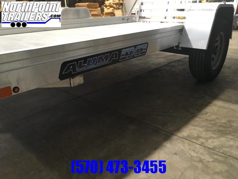 "2022 Aluma 7812ES - 78""x12' - Utility Trailer"