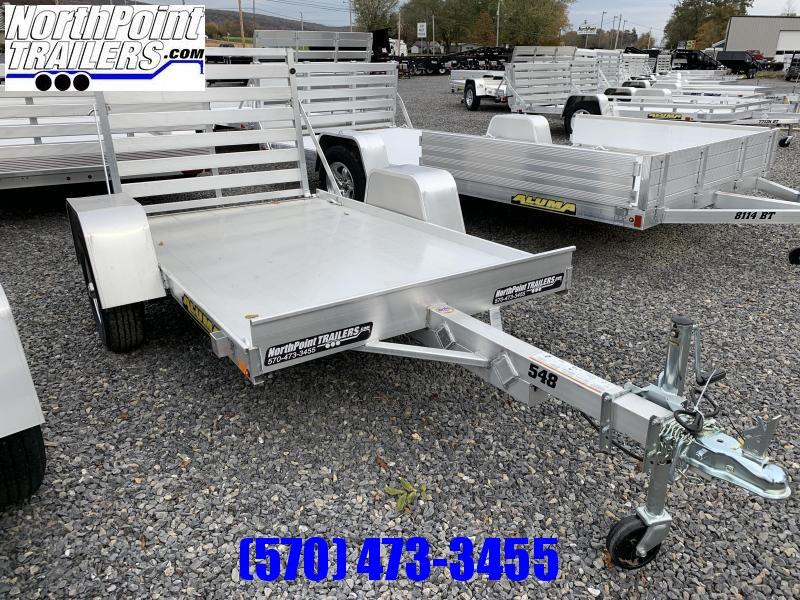 "2021 Aluma 548LW - 54"" x 8' Utility Trailer"