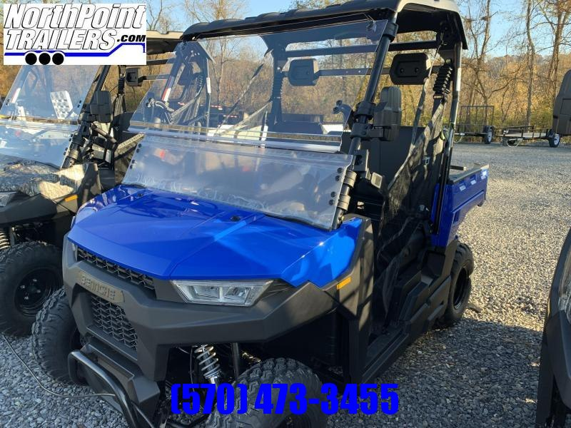 2020 Bennche T-Boss 250 - Blue Utility Vehicle