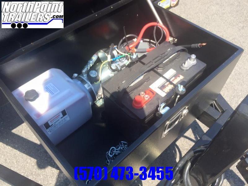 2021 CAM Advantage 5x8 Dump - 5000 # GVWR