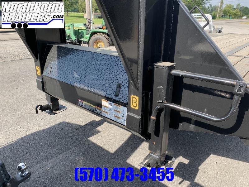2020 Belmont Trailers GN25-24K Tandem Dual Gooseneck - ALL FLAT DECK _ CONSIGNMENT