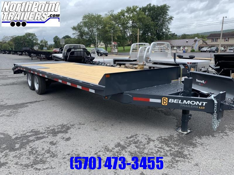 2022 Belmont DO924-16K - Charcoal - Adjustable Beavertail w/ Slide-Out Ramps