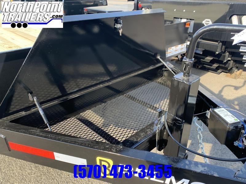 2021 Belmont DO924-16K - Black - Adjustable Beavertail w/ Slide-Out Ramps