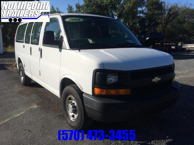 2008 Chevrolet Express 2500 Work Van