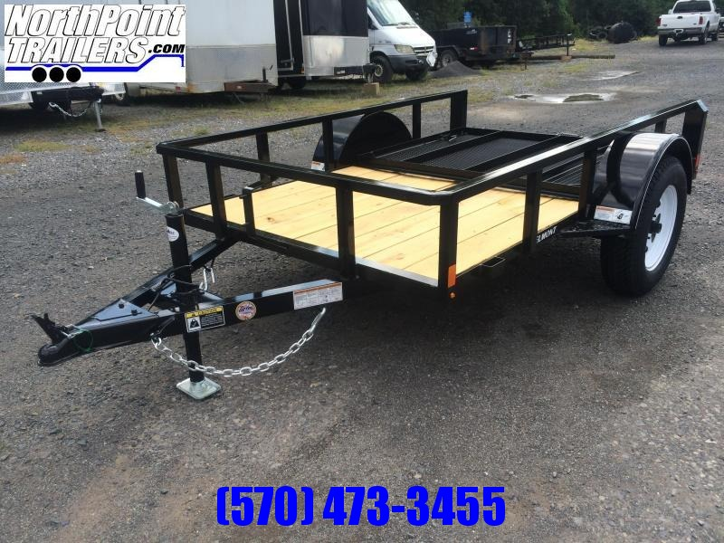 2021 Belmont Machine UT508TT Utility Trailer