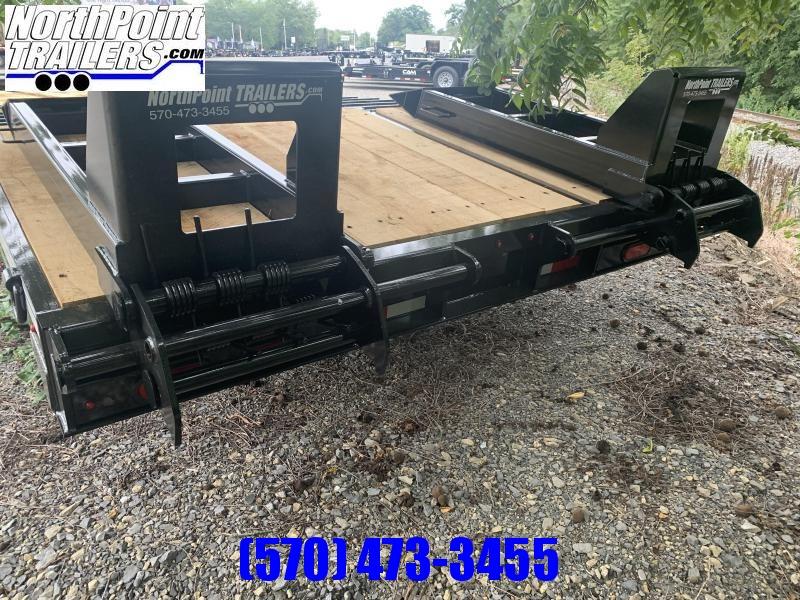 2021 Cam Superline 10 Ton Deckover Heavy Duty Trailer 8.5 x 22 + 5 Electric Brake