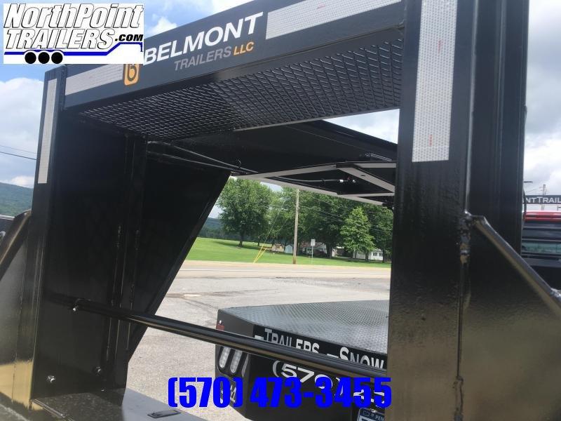 2020 Belmont Trailers GN30-25'+5'MR Tandem Dual Gooseneck