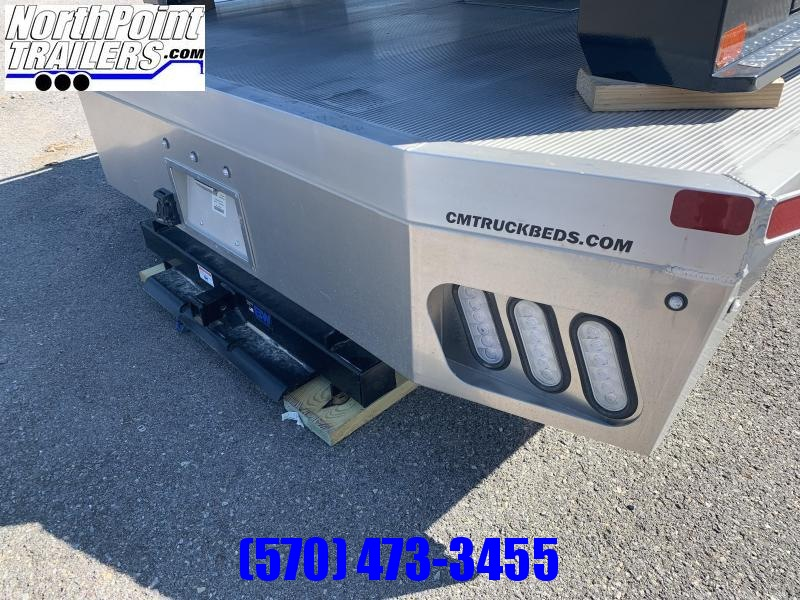 """CM ALRD - 97"""" x 11' 4"""" Truck Bed - Cab/Chassis - 84"""" C/A"""