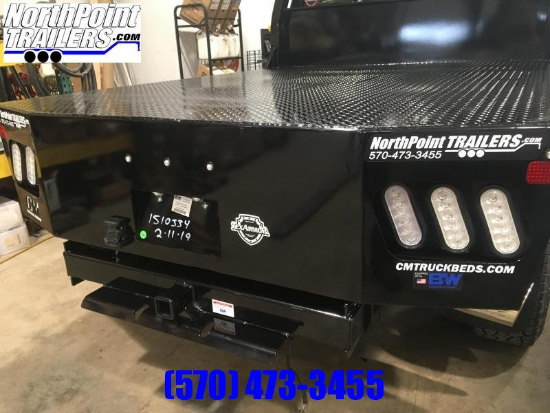 """CM RD2 Truck Bed - 97"""" x 8' 6"""" Truck Bed - DRW Long Bed - 42"""" FRAME RAIL"""