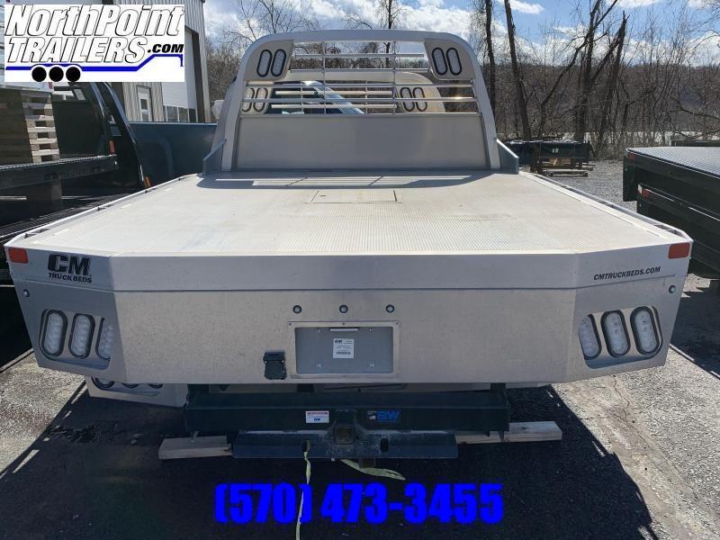 "CM ALRD Truck Bed - 84"" x 8' 6"" - SRW Long Bed - 42"" Frame Rail"