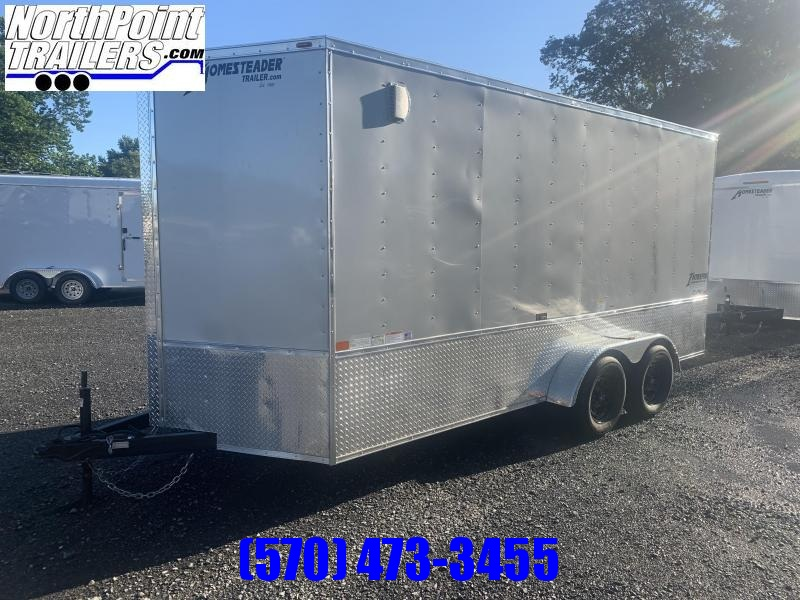 2021 Homesteader 716IT w/ OHV Package - 7' Interior - SILVER