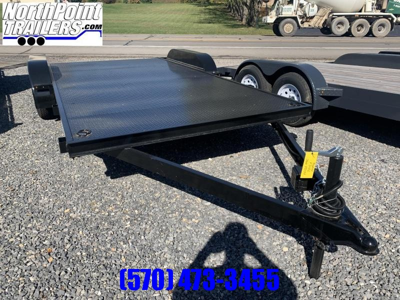 2021 Premier 18' - Steel Deck Car Hauler
