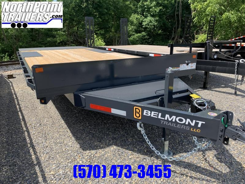 2021 Belmont DO920-12K - BLACK - ADJUSTABLE TAIL W/ PULL OUT RAMPS