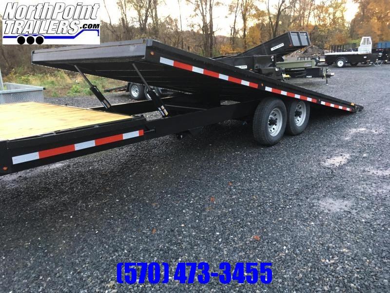 Belmont Machine DO924TD-14K Equipment Trailer