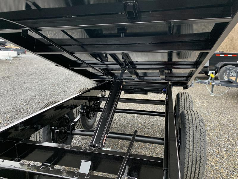 2022 Homesteader 610MB Dump Trailer - 10K GVWR w/ Barn Doors