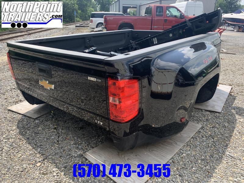 2018 Chevrolet Chevrolet DRW Truck Bed w/ Bumper & Hitch