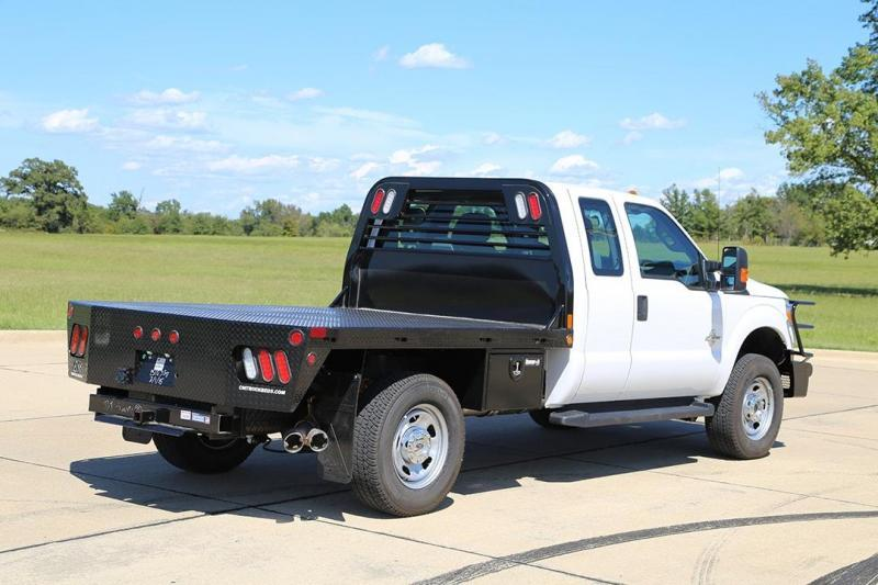 "CM RD2 Truck Bed - 84"" x 8' 6"" Truck Bed - SRW Long Bed - 38"" Frame Rial"