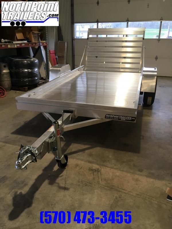"2021 Aluma 6310H Aluminum Utility Trailer - 63"" x 10' Trailer"