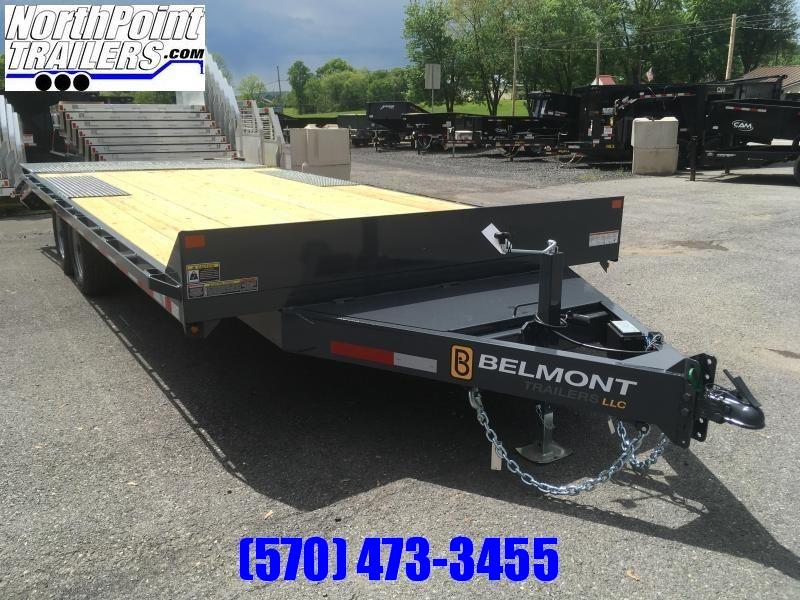 Belmont Machine DO920-10K Deckover - Adjustable Tail w/ Flip Down Jacks