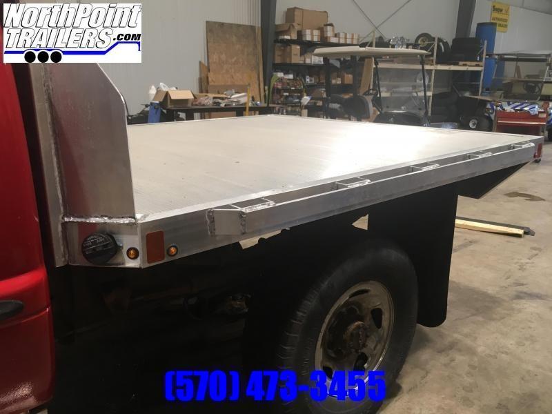 Aluma 81x87 Single Wheel Short Bed