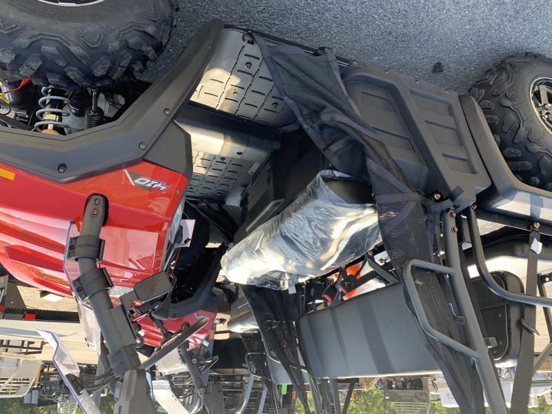2021 Bennche T-Boss 410 UTV - Rear Seat