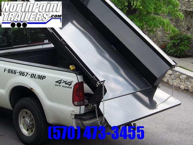2021 EZ Dumper LLC EZ Dumper 6' Steel Insert w/ Cab Protector Dump Bodies
