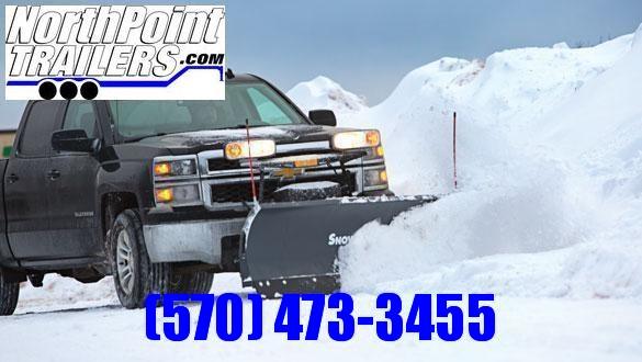 NEW SnowEx 8000 Regular Duty Snow Plow