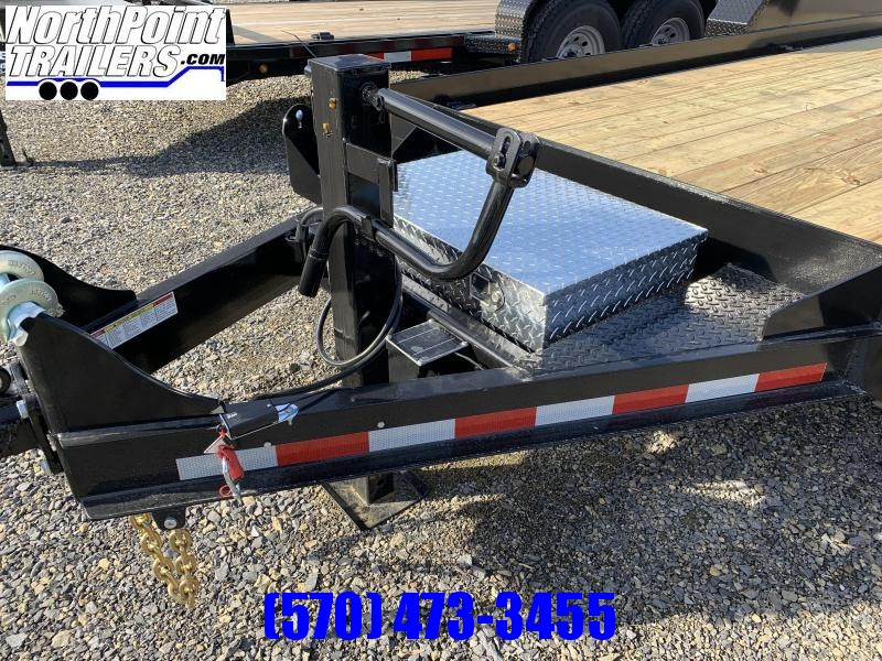 2021 CAM Superline 7x18 - 14K GVWR Equipment Trailer