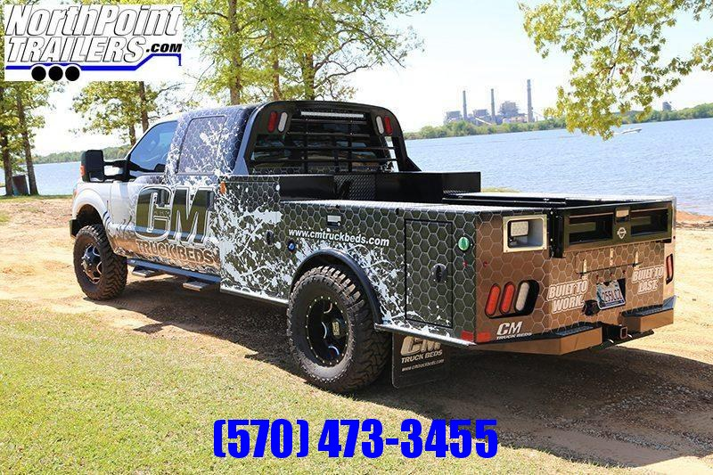 """CM Truck Beds- TM Deluxe - 97 x 8'6"""""""