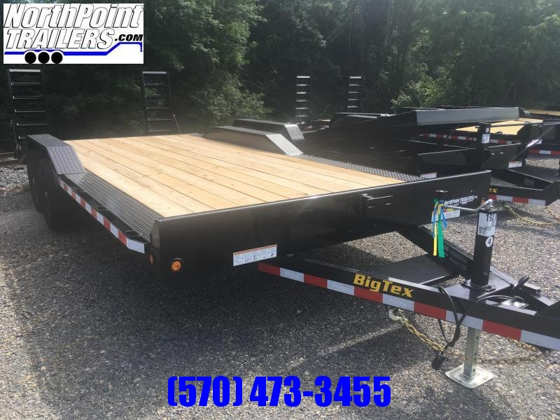 2020 Big Tex Trailers 10DF-20 Drive-Over Fender
