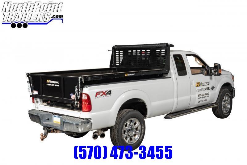 2021 EZ Dumper LLC EZ Dumper 8' Steel Insert w/ Cab Protector Dump Bodies - COAL CHUTE