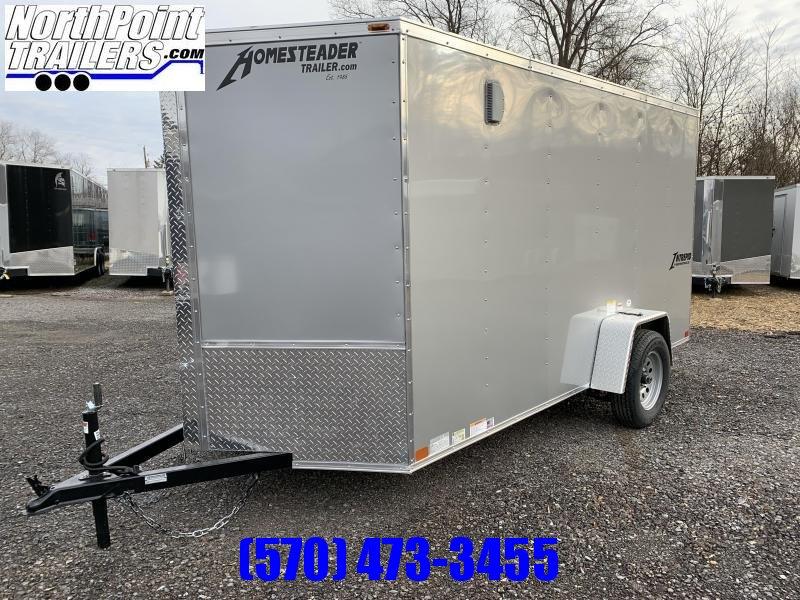 Homesteader 612IS Enclosed Cargo Trailer