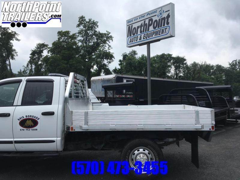 Aluma 81x106 - Single Wheel Long Bed Truck Bed