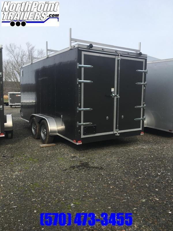 2021 Spartan SP714TA Cargo Trailer - Contractor Trailer